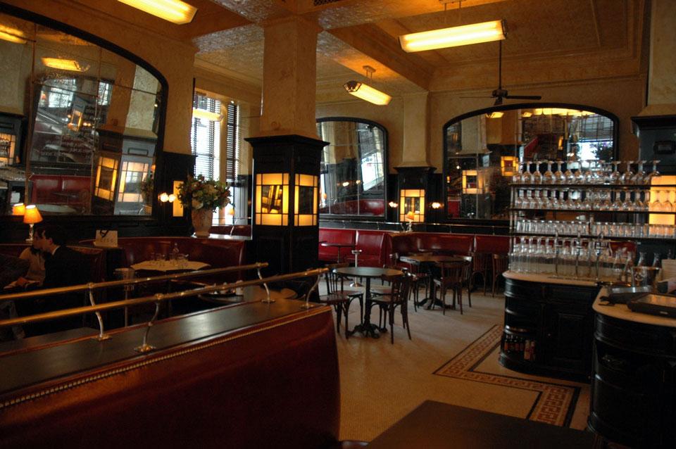 Balthazar Restaurant, London 2012