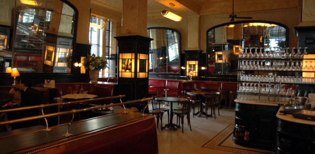 Balthazar Restaurant, London 2012